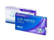 Air Optix Aqua Multifocal (6 lentile)