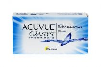 Acuvue Oasys cu Hydraclear Plus (12 lentile)
