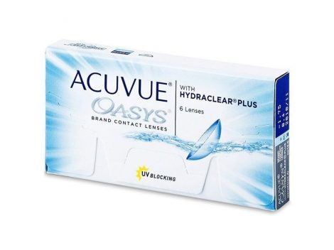 Acuvue Oasys cu Hydraclear Plus (6 lentile)