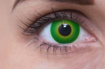 ColourVUE Crazy Hulk Green (2 lentile)