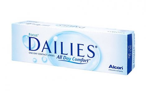 Focus Dailies All Day Comfort (30 lentile)