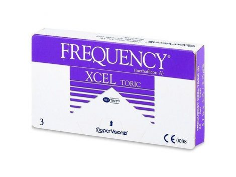 Frequency XCEL Toric (3 lentile)